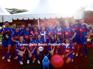 Taiwan Celts at KL in 2012